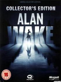 Alan Wake Collector's Edition Steam Key GLOBAL