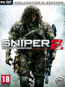 Sniper: Ghost Warrior 2 Collector's Edition Steam Gift GLOBAL
