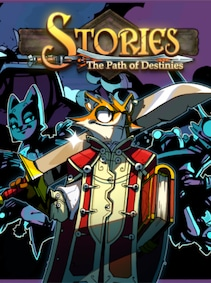 Stories: The Path of Destinies Collector's Edition Steam Key GLOBAL