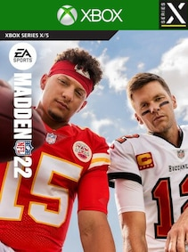 Madden NFL 22 | Standard Edition (Xbox Series X/S) - Xbox Live Key - EUROPE