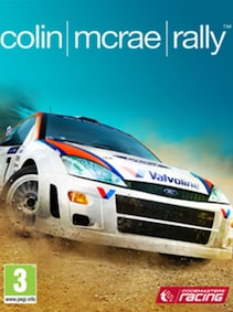 Colin McRae Rally Steam Gift GLOBAL
