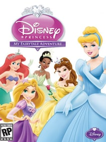 Disney Princess : My Fairytale Adventure Steam Key GLOBAL