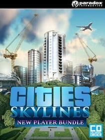 Cities: Skylines - New Player Bundle (PC) - Steam Key - GLOBAL
