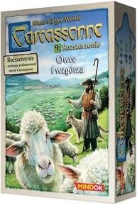 Carcassonne 9. Owce i Wzgórza (edycja 2)