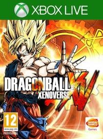 DRAGON BALL XENOVERSE XBOX LIVE Key Xbox One EUROPE
