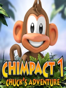 Chimpact 1 - Chuck's Adventure Steam Key GLOBAL