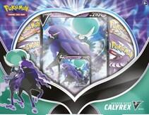 Pokemon TCG Karty Pokemon TCG Karty V Box August21 Shadow Rider Calyrex