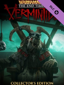 Warhammer: End Times - Vermintide Collector's Edition Upgrade (PC) - Steam Key - GLOBAL