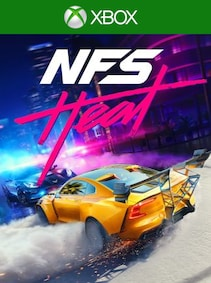 Need for Speed Heat Deluxe Edition (Xbox One) - Key - GLOBAL