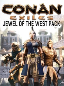 Conan Exiles - Jewel of the West Pack Steam Key GLOBAL