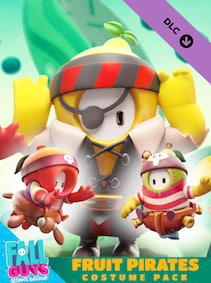 Fall Guys - Fruit Pirate Pack (PC) - Steam Gift - GLOBAL