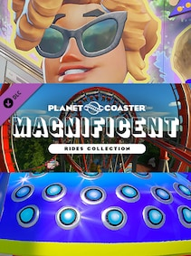 Planet Coaster - Magnificent Rides Collection Steam Gift GLOBAL