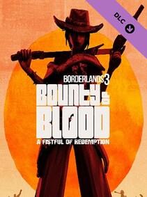Borderlands 3: Bounty of Blood (PC) - Steam Key - GLOBAL