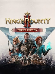 King's Bounty II | Duke's Edition (PC) - Steam Gift - GLOBAL