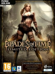 Blades of Time: Limited Edition Steam Key GLOBAL