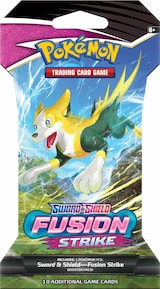 Pokemon TCG: Fusion Strike Sleeved Booster - 1 saszetka