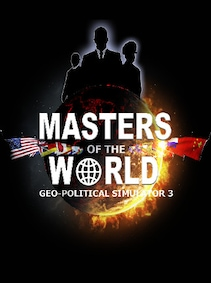 Masters of the World - Geopolitical Simulator 3 Steam Key GLOBAL