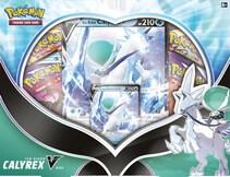 Pokemon TCG Karty Pokemon TCG V Box August21 Ice Rider Calyrex