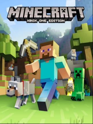 Minecraft Xbox Live Xbox One Key GLOBAL