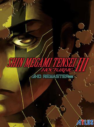 Shin Megami Tensei III Nocturne HD Remaster   Digital Deluxe Edition (PC) - Steam Key - GLOBAL