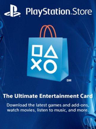 PlayStation Network Gift Card 50 USD - PSN Key - LEBANON