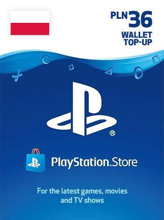 PlayStation Network Gift Card 70 PLN - PSN Key - POLAND