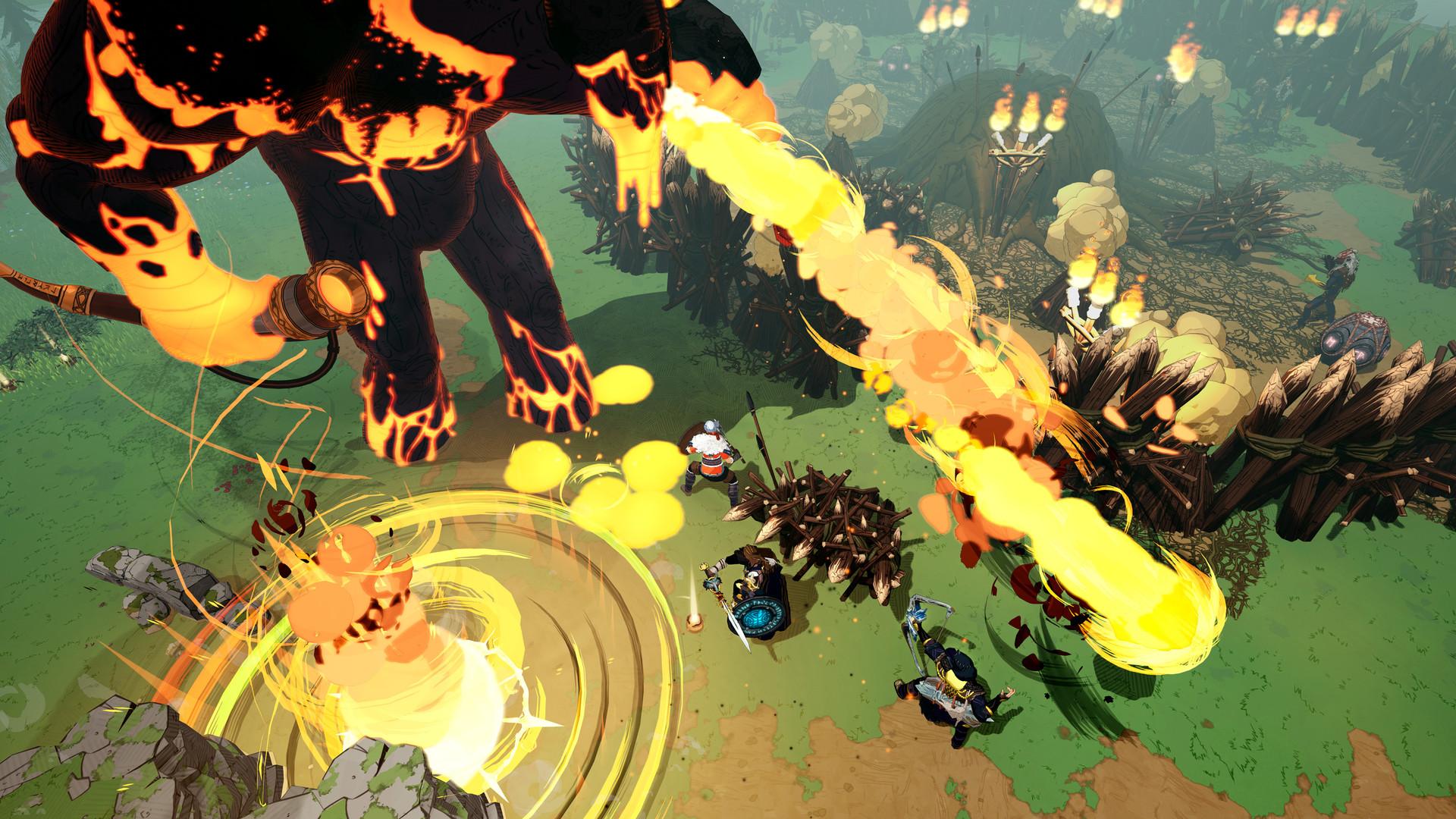 Tribes of Midgard (PC) - Steam Key - GLOBAL