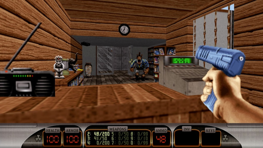 free duke nukem 3d  full version