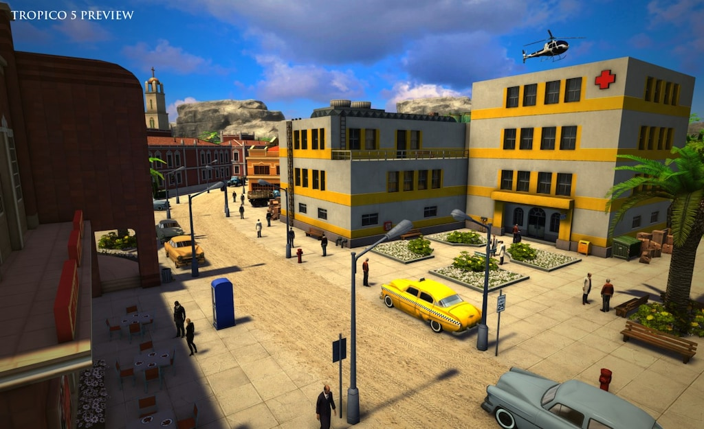 Ключ Продукта Tropico 4