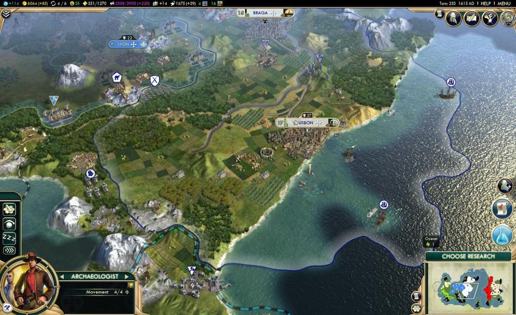 Sid Meiers Civilization Complete Edition PC Buy Steam Game - Japan map civ 5