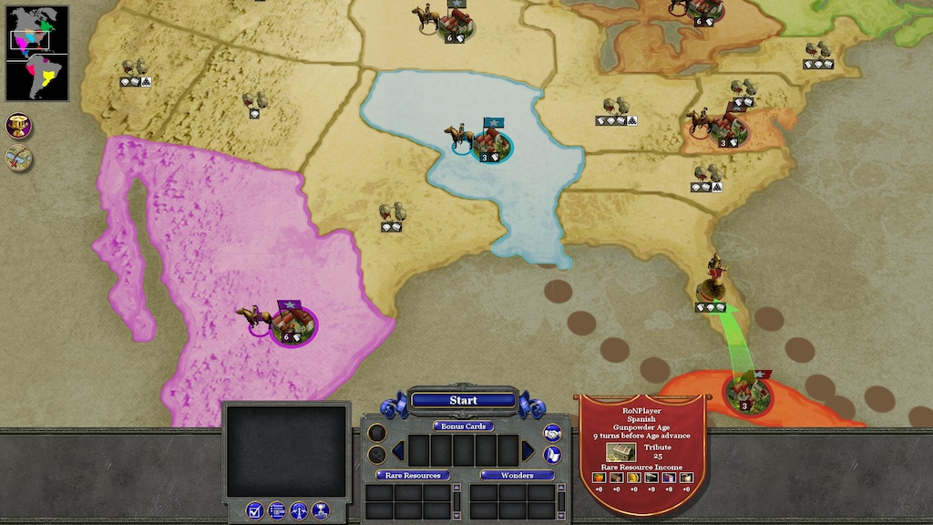 Rise of Nations CRACK