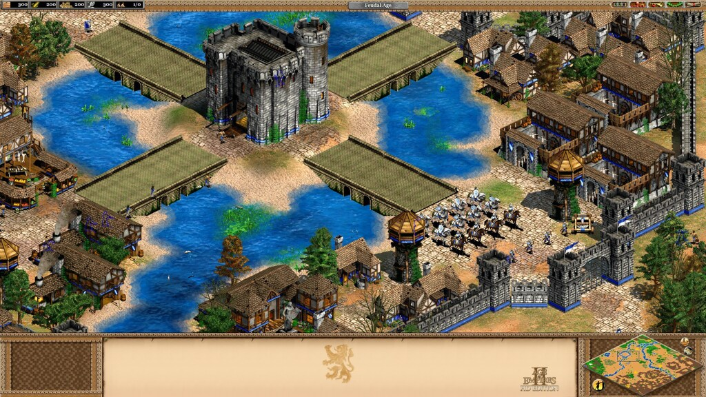 Age Of Empires 2 The Conquerors Expansion Full Game