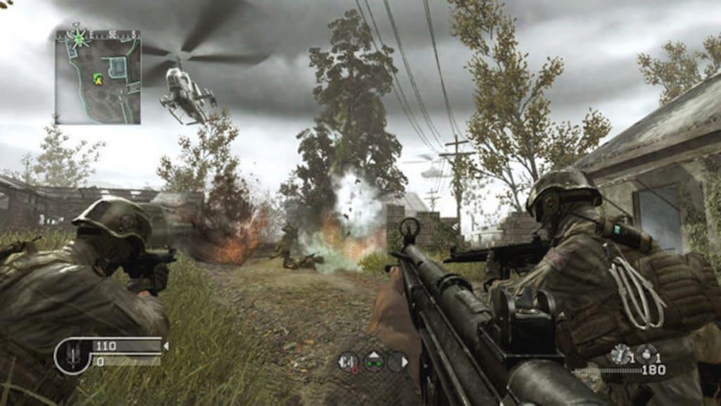 call of duty 4 modern warfare serial code