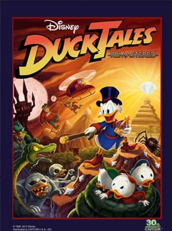 DuckTales: Remastered Steam Key GLOBAL