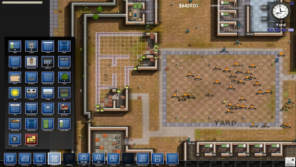 Resultado de imagen para prison architect