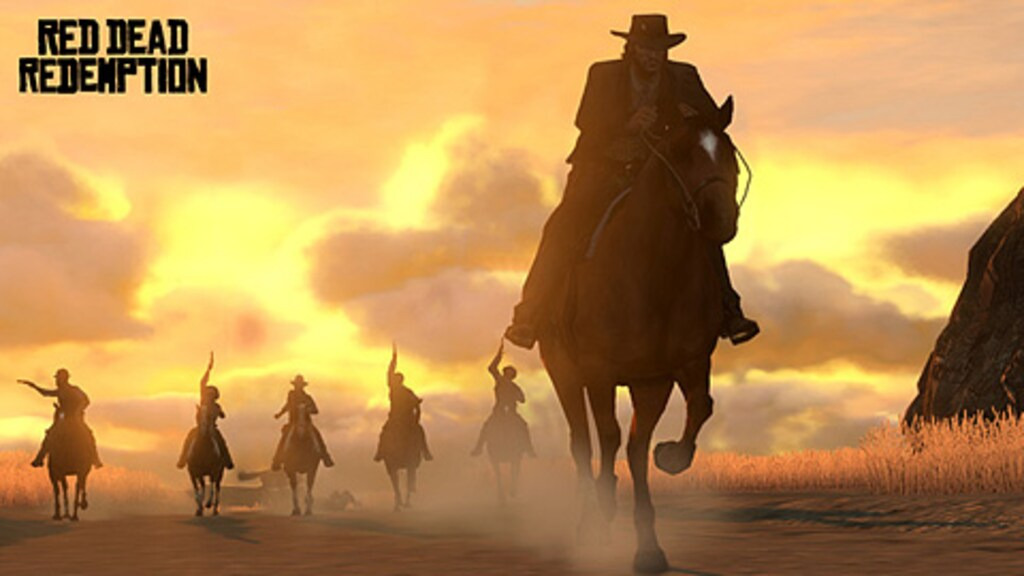 cd key do red dead redemption