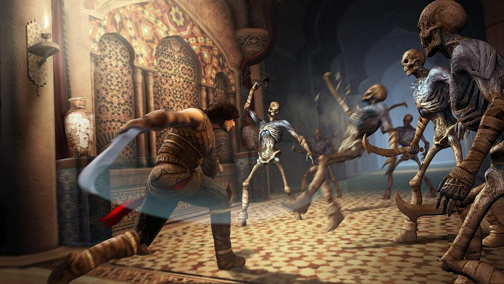 prince of persia 2008 crack needed to give living
