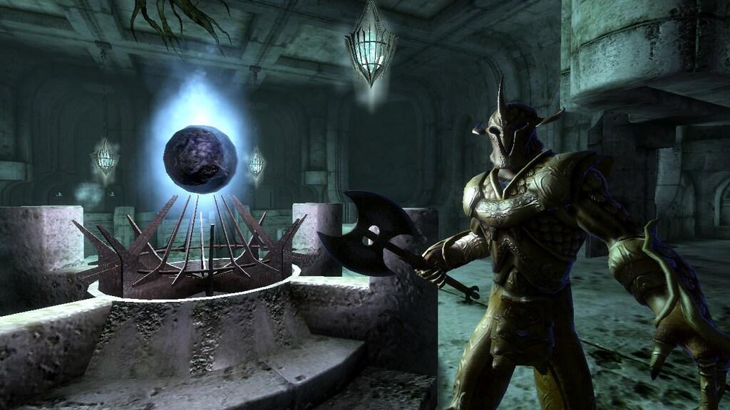 Oblivion Золотое Издание Crack