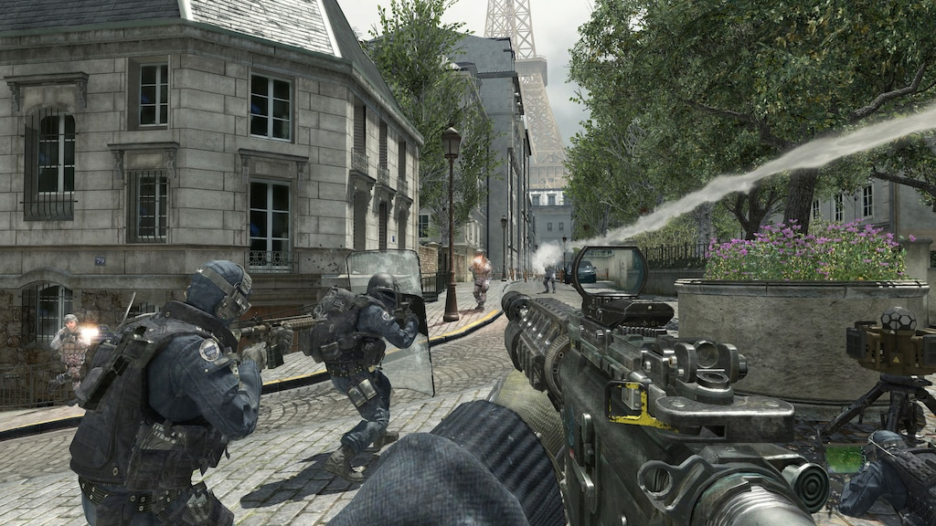 Call of duty modern warfare 3 french patch