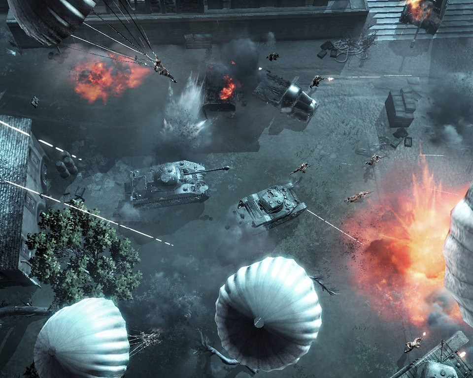 company of heroes opposing fronts free download full game
