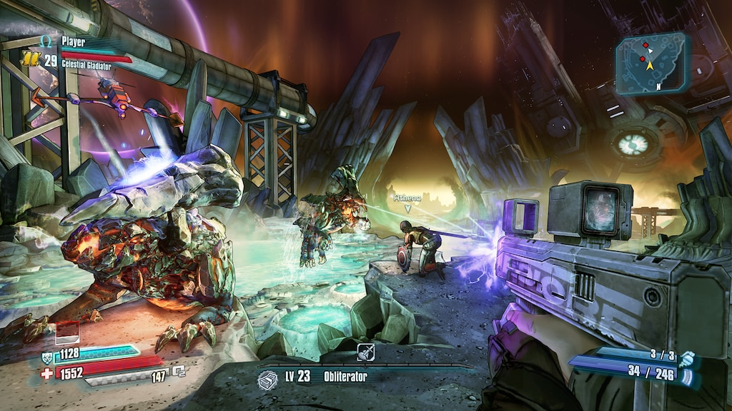 Free Download Borderlands The Pre-Sequel! Full Version - Ronan Elektron