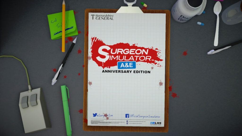 surgeon simulator 2013 full version free  steam