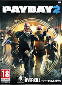 Payday 2 heist game