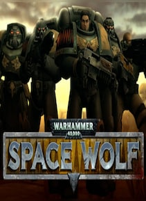 Warhammer 40,000: Space Wolf Steam Key GLOBAL
