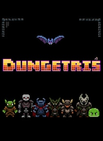 Dungetris Steam Key GLOBAL