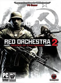 Red Orchestra 2: Heroes of Stalingrad Steam Key GLOBAL