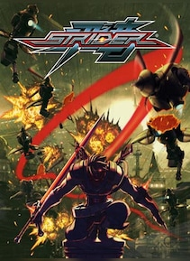 Strider Steam Key GLOBAL