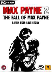 Max Payne 2: The Fall of Max Payne Steam Key GLOBAL