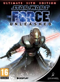 Star Wars The Force Unleashed: Ultimate Sith Edition Steam Key GLOBAL
