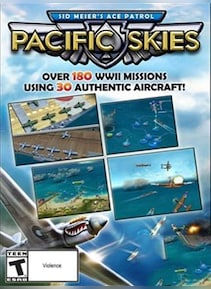 Sid Meier's Ace Patrol: Pacific Skies Steam Key GLOBAL